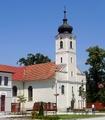 gödöllői református templom