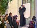 95 tétel Luther
