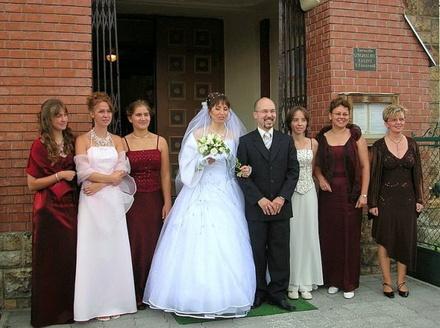 0e601e336c Esküvői szertartás, Aranylakodalom. A ...