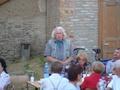 Ütő Endre az erdélyi találkozón