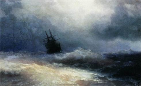 Viharban - elveszett remény