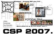 Csillagpont 2007.