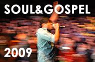 A Soul & Gospel Fesztivál szembe ment az időjárással