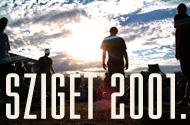 Sziget 2001.